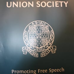 Cambridge Union Society, Cambridge