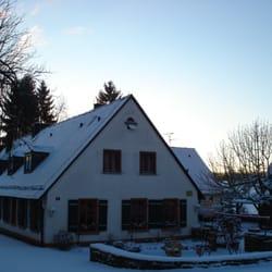 Bald liegt Schnee am Kohlhof