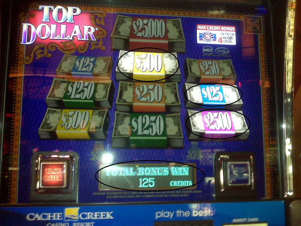 Mississippi slot machine payout