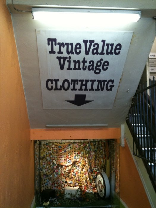 photos for true value vintage clothing yelp