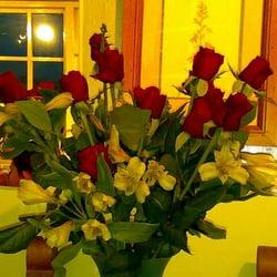 i love cut flowers