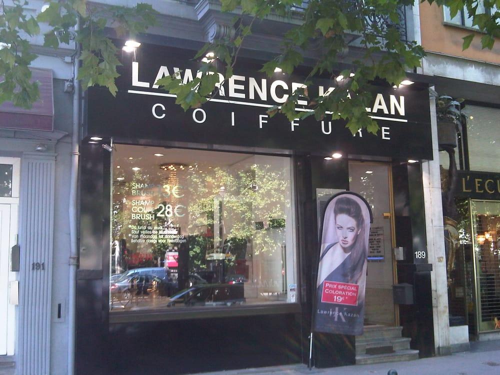 Lawrence kazan coiffeur salon de coiffure bruxelles for Salon de bruxelles