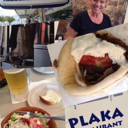 Plaka Restaurant - June 2013 - Tarpon Springs, FL, Vereinigte Staaten