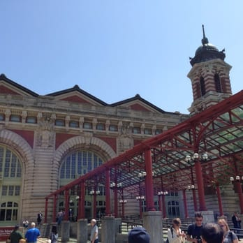 a history of the ellis island in the united states In the history of the united states, few places hold a place as prominent as ellis island ellis island was historically the busiest immigrant inspection station in.
