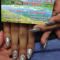 Oasis nails and spa nail salons las vegas nv yelp for 24 nail salon las vegas