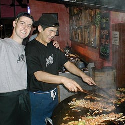 Mongolian Barbecue, London