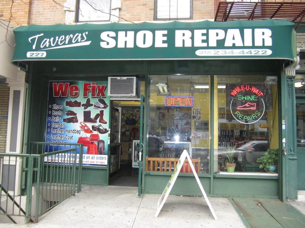 Shoe Repair Harlem
