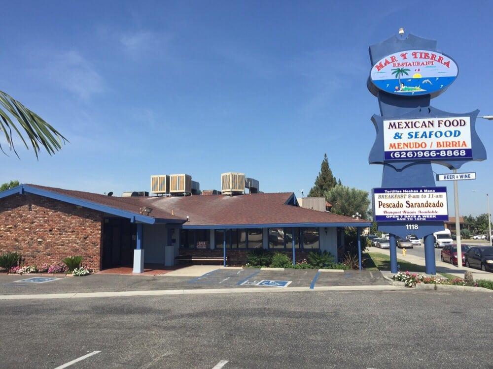 Mexican Restaurants Near Rosemead Ca