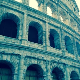 Wow, it's THE Coliseum!
