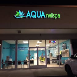 Aqua nail spa nail salons swansea ma photos yelp for 1192 beauty salon swansea