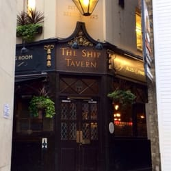 Small pub, tucked in a small alley a…