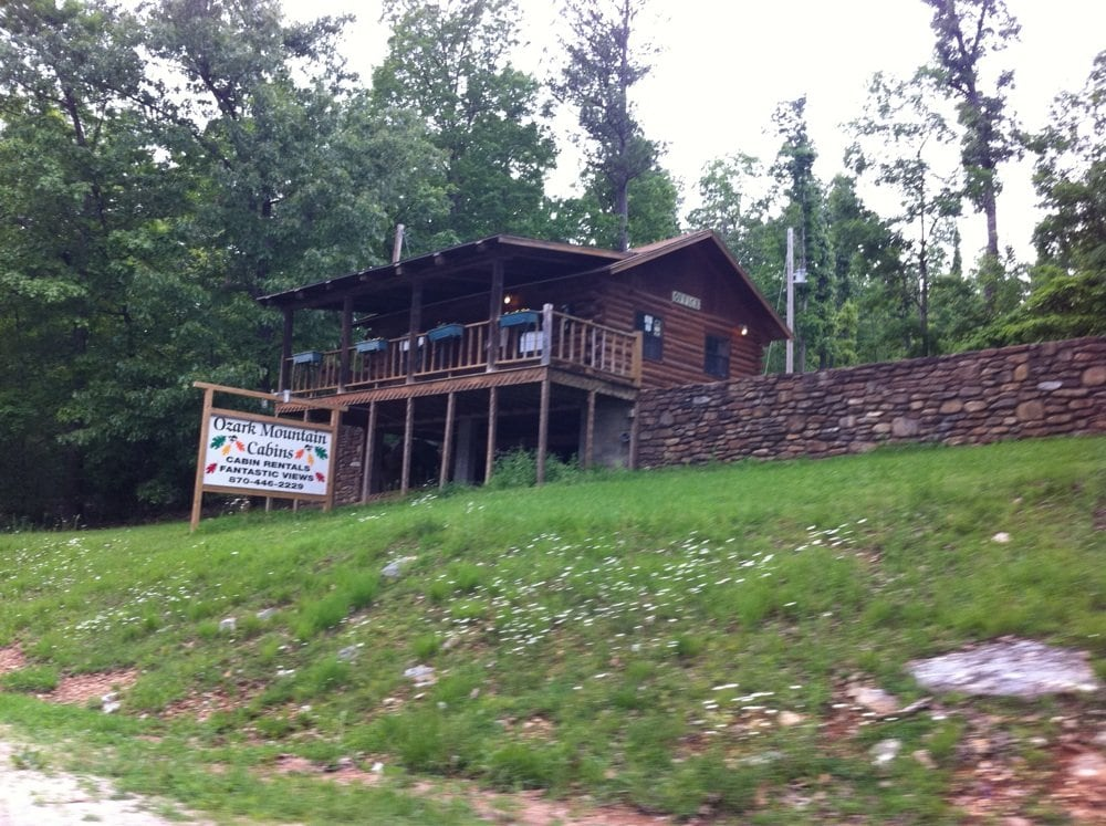 Ozark Mountain Cabins Hotels Hc 31 Box 225 Jasper
