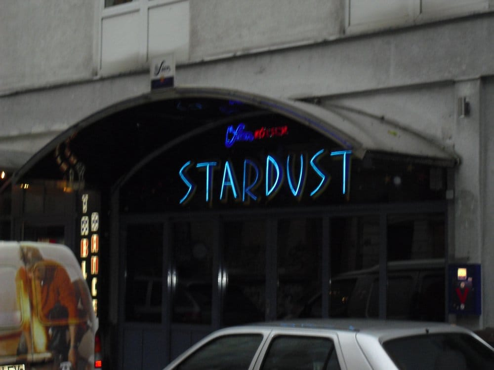 Stardust American Table Dance - Adult Entertainment