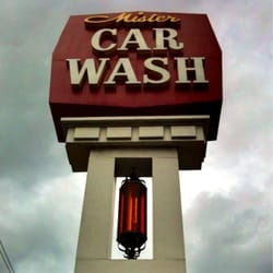 Mister Car Wash Houston Voss