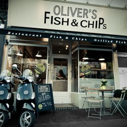 Oliver's Fish & Chips, London