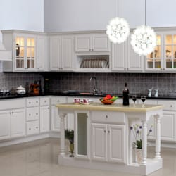 Pctc cabinetry white cabinets anaheim ca united states