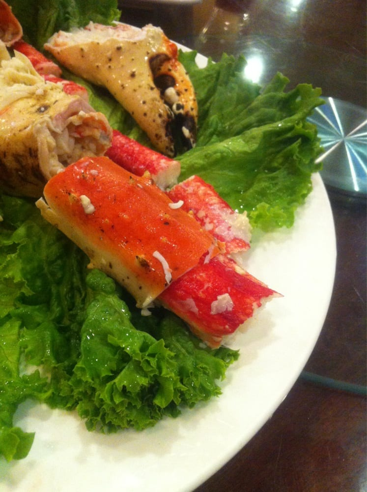 King Crab Meat Cafe Fusion The King Crab