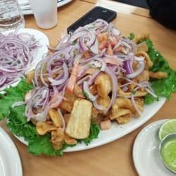 Costa marina restaurant peruano 182 market st for Fish market paterson nj