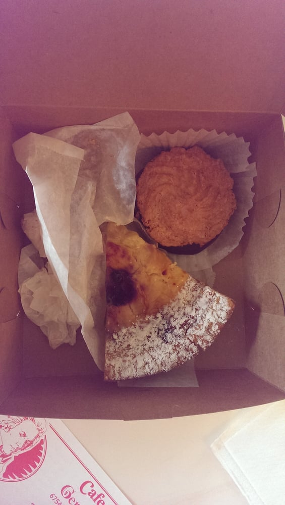 Review Of Cafe Mozart St Petersburg Fl