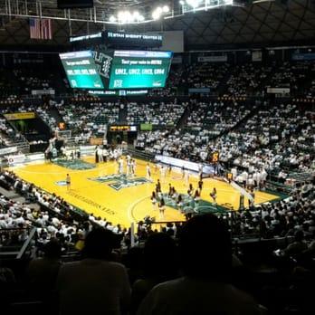 Stan Sheriff Center   Stadiums & Arenas   Honolulu, HI ...