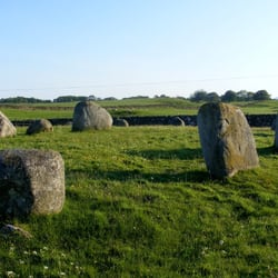 Torhouse Stone Circle, Newton Stewart, Dumfries and Galloway
