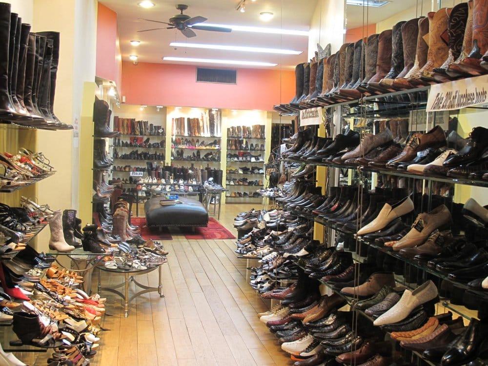 Davinci Shoe Store From Inside Yelp