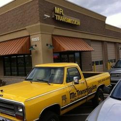 Mr Transmission logo