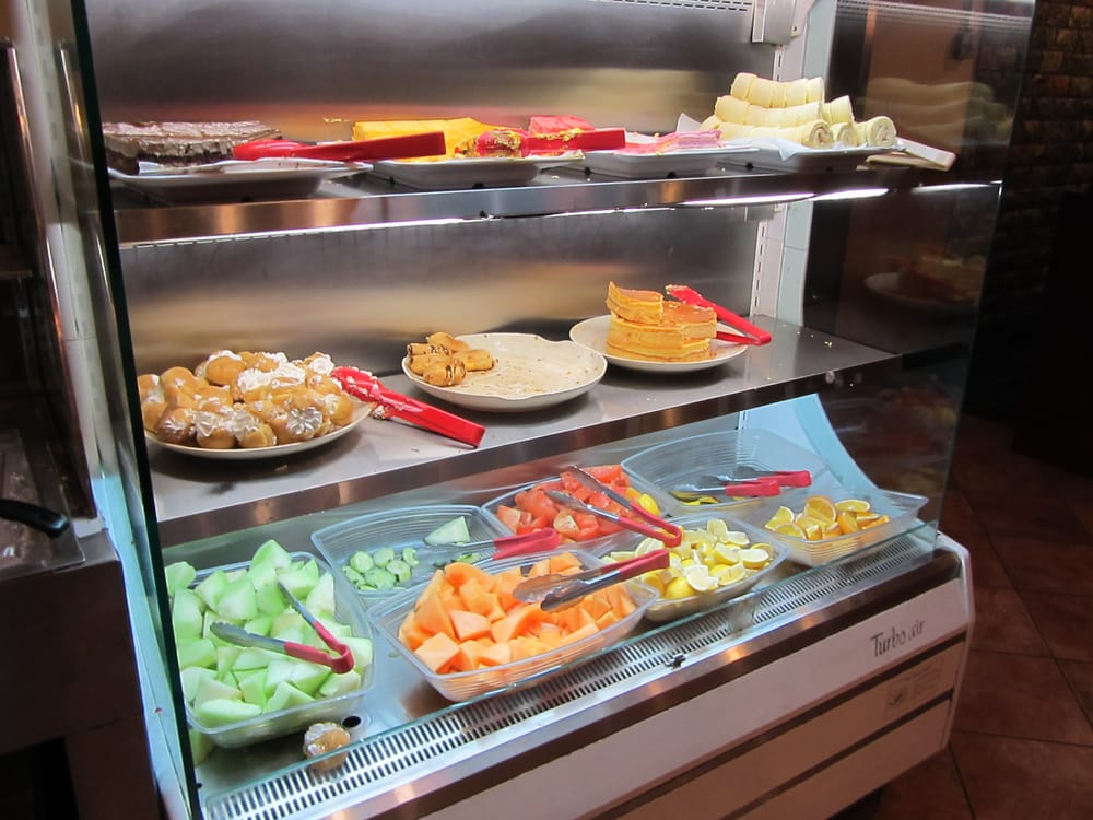 Various buffet items dessert yelp for Fish buffet near me
