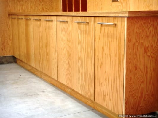 Plywood Garage Cabinets Pdf Woodworking