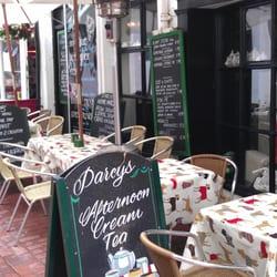 Darcy's Restaurant, Brighton
