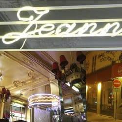 Chez Jeannette - Paris, France. Chez Jeannette