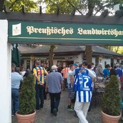 Restaurant und Fußballtreff