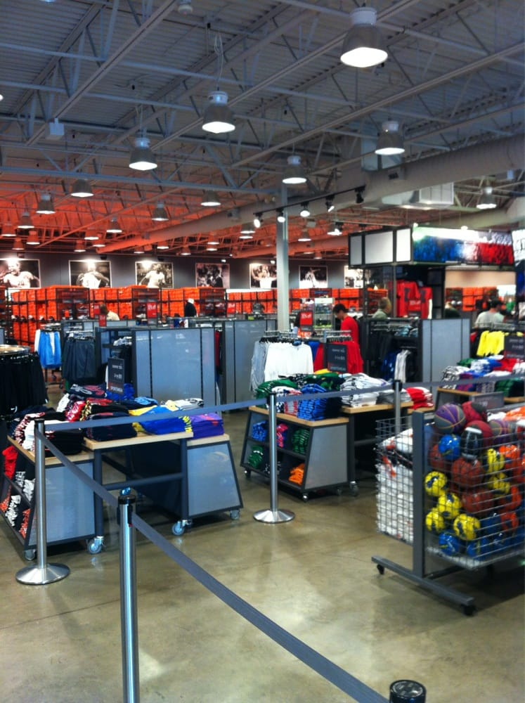 Nike Factory Store outlet store is located in Commerce city, Georgia - GA area. Nike Factory Store is placed at Tanger Outlet of Commerce - Georgia on address Steven B Tanger Blvd., Commerce, Georgia - GA with GPS coordinates ,