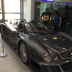 Mercedes Benz World, Weybridge, Surrey