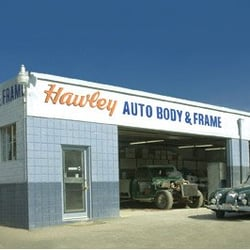 Hawley auto body paint 10 photos garages loma for Us motors san diego