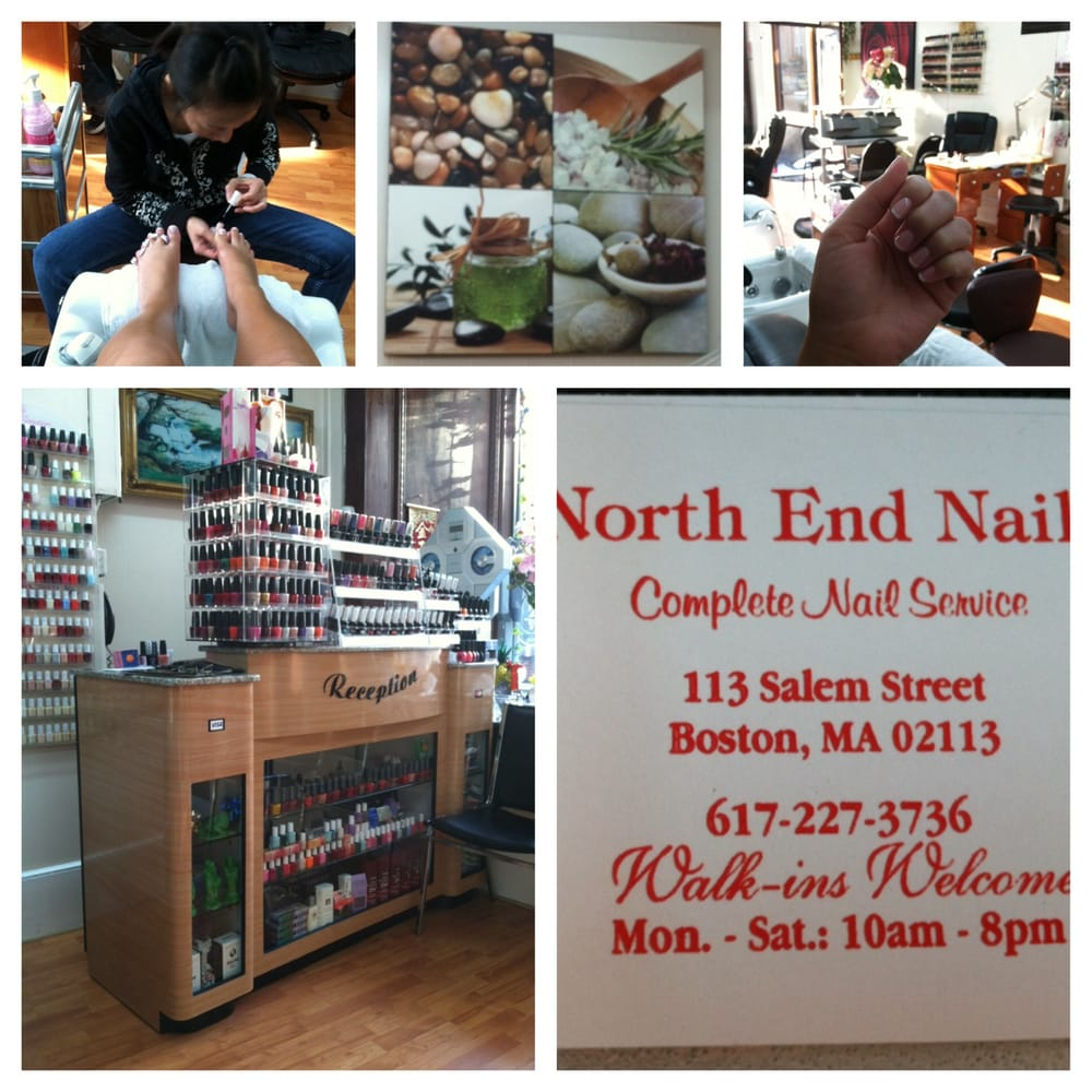 North end nails nail salons north end boston ma for Acton nail salon