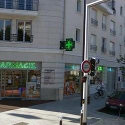 Pharmacie de la Croix-de-Berny, Antony, Hauts-de-Seine, France