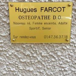 Hugues Farcot, Issy les Moulineaux, Hauts-de-Seine, France