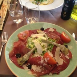 Salade toscane ;) mmmmm!
