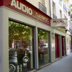 Audio Synthèse, Paris