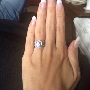 Unique nails 15 reviews nail salons 295 main st for Acton nail salon