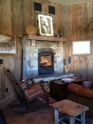 Uley s cabin and ice bar crested butte co vereinigte for Cabine vicino a crested butte co
