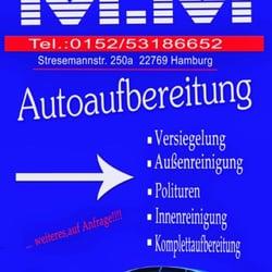 MM. Auto Aufbereitung, Hamburg