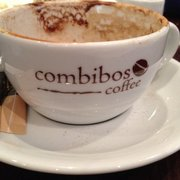 Cappuccino mug.