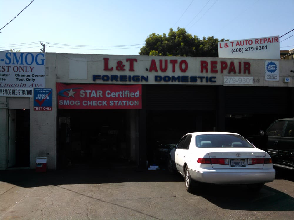 L t auto repair auto repair downtown san jose ca for United motors san jose