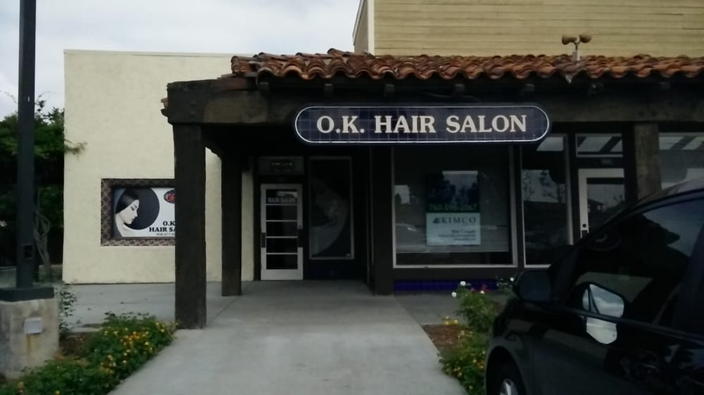 Ok hair salon hair salons mira mesa san diego ca for A salon san diego