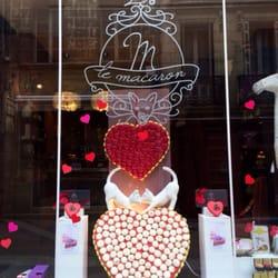 La vitrine de la St. Valentin :)