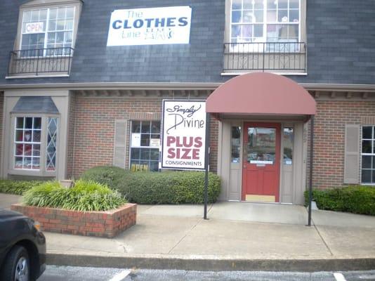 Plus size clothing stores memphis tn
