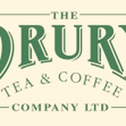 Drury Tea and Coffee - Logo