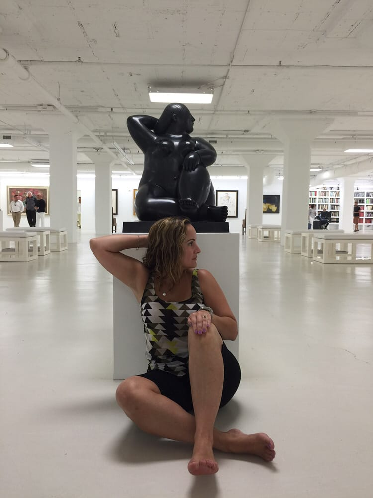 Channeling my inner Botero ;-) | Yelp